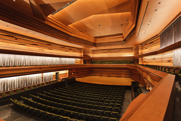 [Isabel Performance Hall]