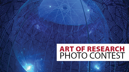 [Art of Research Photo Contest]