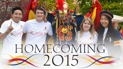 [Homecoming 2015]