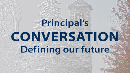 Principal's Conversation - Defining our future