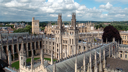 [University of Oxford]
