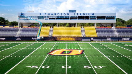 [Richardson Stadium]
