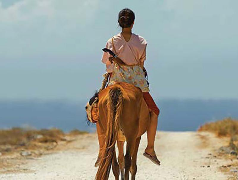 [Photo Still from the film Marlina the Murderer in Four Acts}