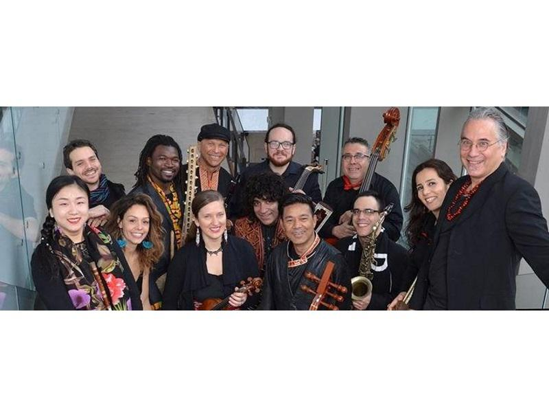 [Photo of the New Canadian Global Music Orchestra]