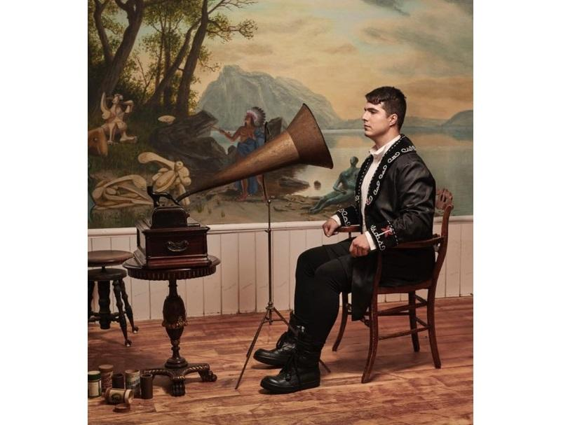 [Photo of Jeremy Dutcher]