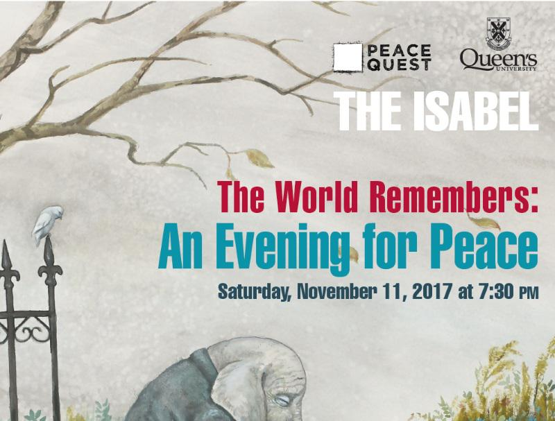 [Peacequest poster]
