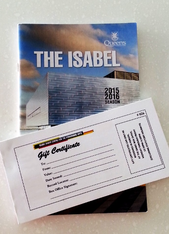 Isabel Gift Certificate photo
