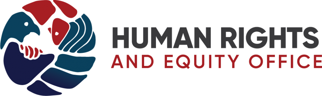 Human Rights and Equity Office Logo