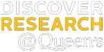 """Discover Research at Queen's visit queensu.ca/research"""